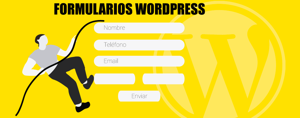 Como integrar formularios en wordpress